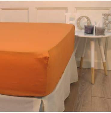 Lenzuola Con Angoli Venus Calendula 160x190 200cm Amazon It Casa E Cucina