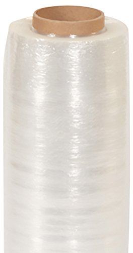 RetailSource MSF2090Cx1 20 x 90 Gauge x 5000 Cast Machine Stretch Film 1 Roll
