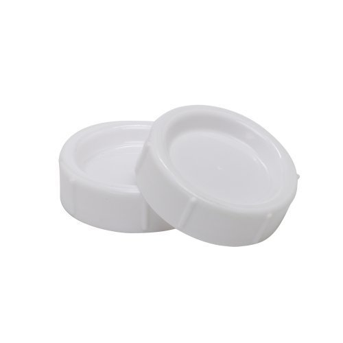 Dr. Brown's Natural Flow Wide Neck Storage Travel Caps, used for sale  Delivered anywhere in USA
