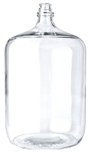 Midwest Homebrewing and Winemaking Supplies B0064O8YP4 FBA_Does Not Apply 6.5 Gallon Glass Carboy