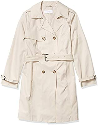 T Tahari Womens Plus-Size Laurie Classic Double-Breasted Trench Coat T Tahari Women/'s Outerwear Levy Group 6131424