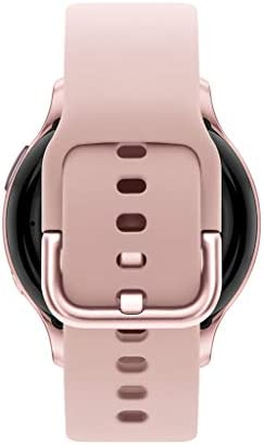 Samsung Galaxy Watch Active 2 (40mm, GPS, Bluetooth) Smart Watch with Advanced Health Monitoring, Fitness Tracking, and Long lasting Battery, Pink Gold (US Version) 10
