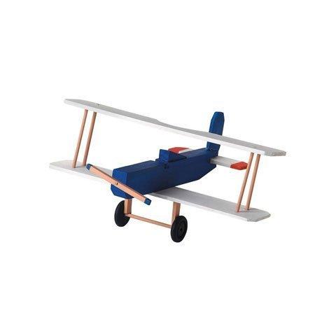 Biplane Wood - 7