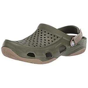 Crocs Men's Swiftwater Deck Clog