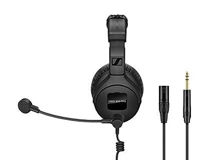 52d0baef960 Amazon.com: Sennheiser Headphones, Black (HMD 300 PRO-XQ-2): Musical  Instruments