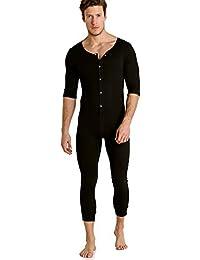Men's Thermal Underwear Union Suits | Amazon.com