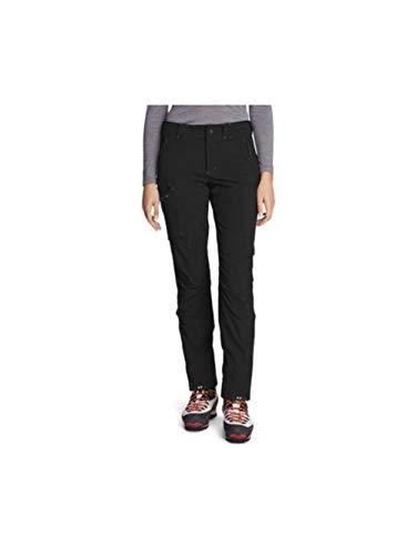 Bauer Soft Shell - Eddie Bauer Women's Guide Pro Alpine Pants, Black Regular S