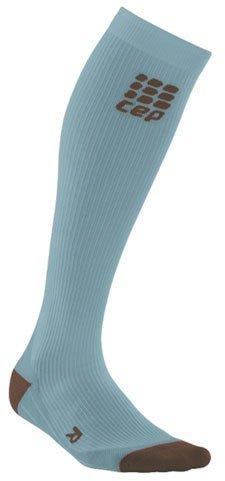 CEP Women's Progressive+ Golf Socks, Size IV (Calf 15.5-17.5-Inch), Sky