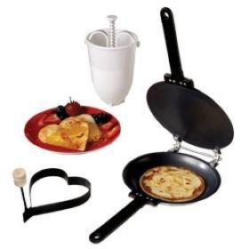 Ideal sartén antiadherente molde para tostadas French/crepé Pancake para hacer: Amazon.es: Hogar