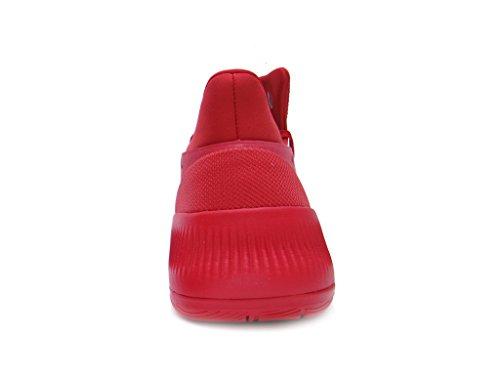 Adidas MÄNNER BASKETBALL DAME 3 ROOTS Schuhe # BB8337 Scharlachrot