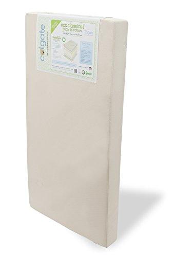 Colgate Eco Classica I | Natural Foam Crib Mattress | 51.6