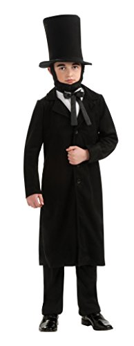 884719 (12-14) Abe Lincoln Costume