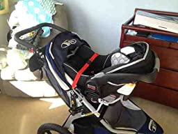 bob infant car seat adapter for single strollers baby. Black Bedroom Furniture Sets. Home Design Ideas