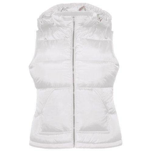 B&C Zen+ - Veste sans manches - Femme Blanc