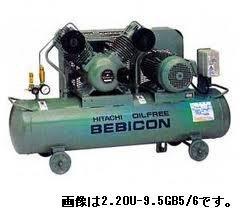 日立 コンプレッサー 0.75OP-9.5GSB6 オイルフリーベビコン 圧力開閉器式 B01KN98UEA 0.75OP-9.5GSB6 0.75OP-9.5GSB6