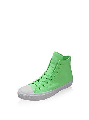 Converse Chuck Taylor All Star Ii, Chaussures de Basketball Mixte Adulte green