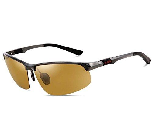 Aismkj polarized sunglasses truck driver day and night driving - Sunglasses For Truck Drivers