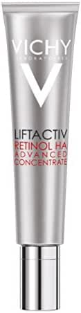 Vichy LiftActiv Retinol HA Concentrate Anti-Aging Retinol Serum for Deep Wrinkles, 1.01 Fl. Oz.