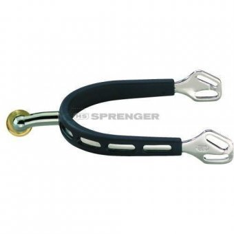 HS Sprenger Ultra Fit Extra Grip English Spurs Rowel 35 mm