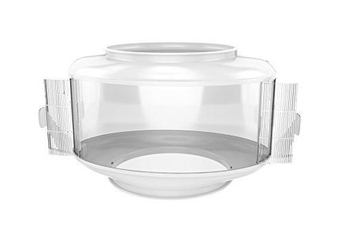 Bio Bubble Terrarium Riser - White by Bio-Bubble