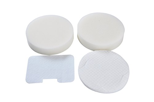 Type XF22 Replacement Filter Kit for Shark Navigator NV22 -series Vacuum Cleaners, incl. NV22, NV22L, NV22C, NV22T, NV22Q models. (Shark Navigator Nv22c compare prices)