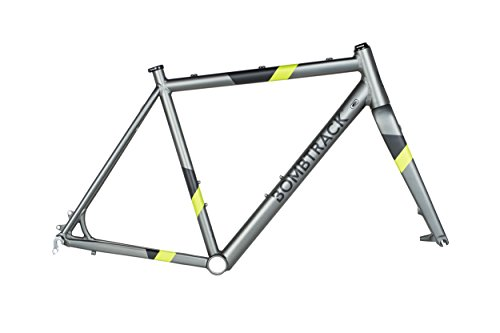 Bombtrack Hook AL Cyclocross Frame, 53 cm (M)