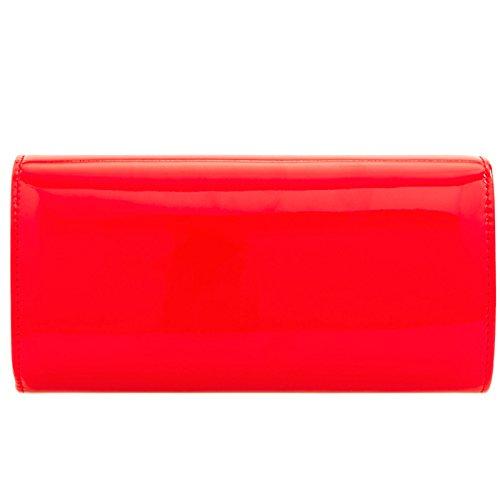 l'épaule femme pour porter Sac Xardi London à à red wFpt0Hq