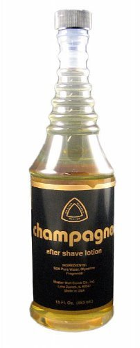 Master Well Comb After Shave Lotion Champagne 15 oz by Master Well (Lotion Comb)