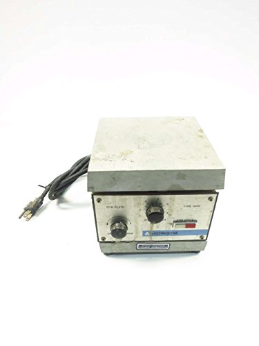 Thermolyne Type (THERMOLYNE SP-A1025B TYPE 1000 HOT PLATE STIRRER 120V-AC LAB EQUIPMENT D524223)