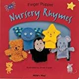 Finger Puppet Nursery Rhymes [With 5 Finger Puppets]