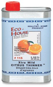 Eco-House Extra Mild Citrus Thinner - 32oz Can ()