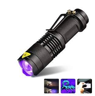 ASIGN LED Black Light uv Light