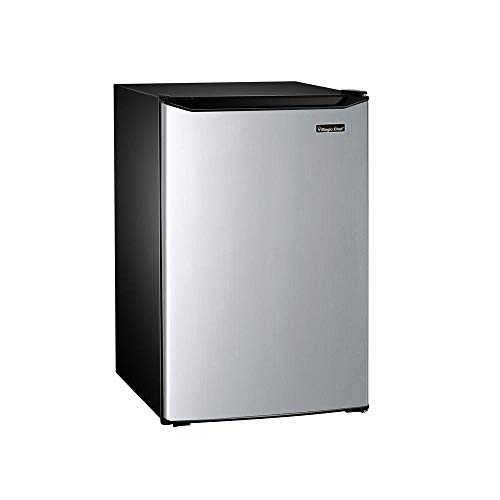 Magic Mountain Presents All NEW 2019 Magic Chef 4.5 Cu Ft Compact Refrigerator/Freezer
