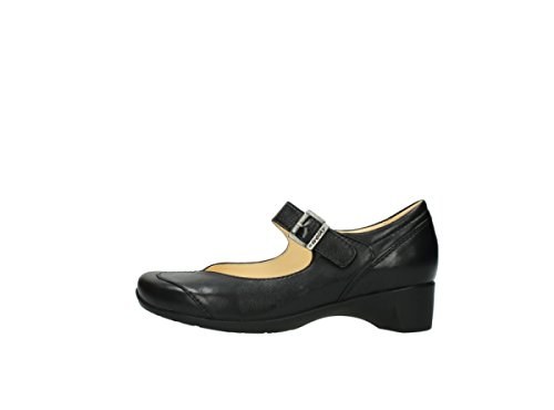 DE oras Negro Zapatos Jane Wolky Opal Se Mary qxE0w0CTIa