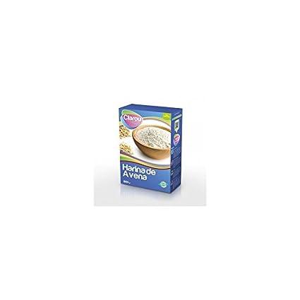 Harina Avena 800grs Clarou - Cookies de chocolate,vainilla y nata, 2000 grs