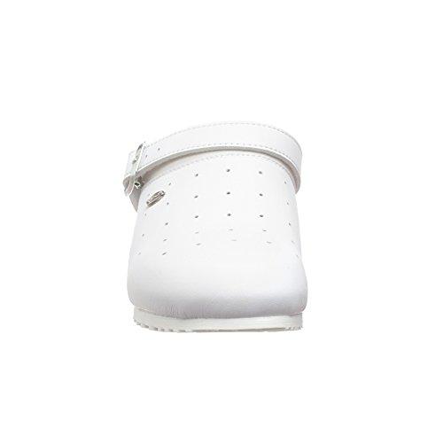 Clog Scholl Bianco bianco Sophy Dr A4ZpnSq5Z