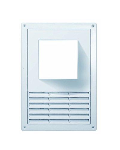 Rejilla de ventilación con cocina/horno/cocina de chimenea 90 mm x ...