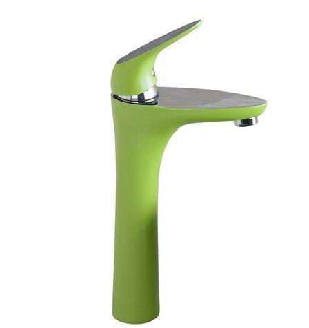 GOWE Wash Basin Faucet+Bathroom Sink Washbasin Chrome Hand-Painted Lavatory Bath Combine Set Faucet,Mixer Tap 3