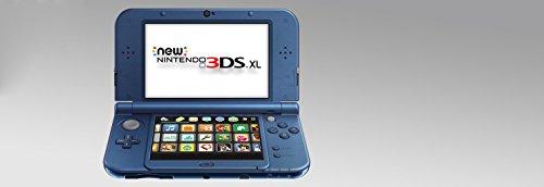 Nintendo New 3DS XL - Galaxy Style + AC Adapter Bundle