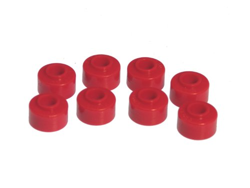 Prothane 11-42915 Red Front Sway Bar End Link Kit by Prothane