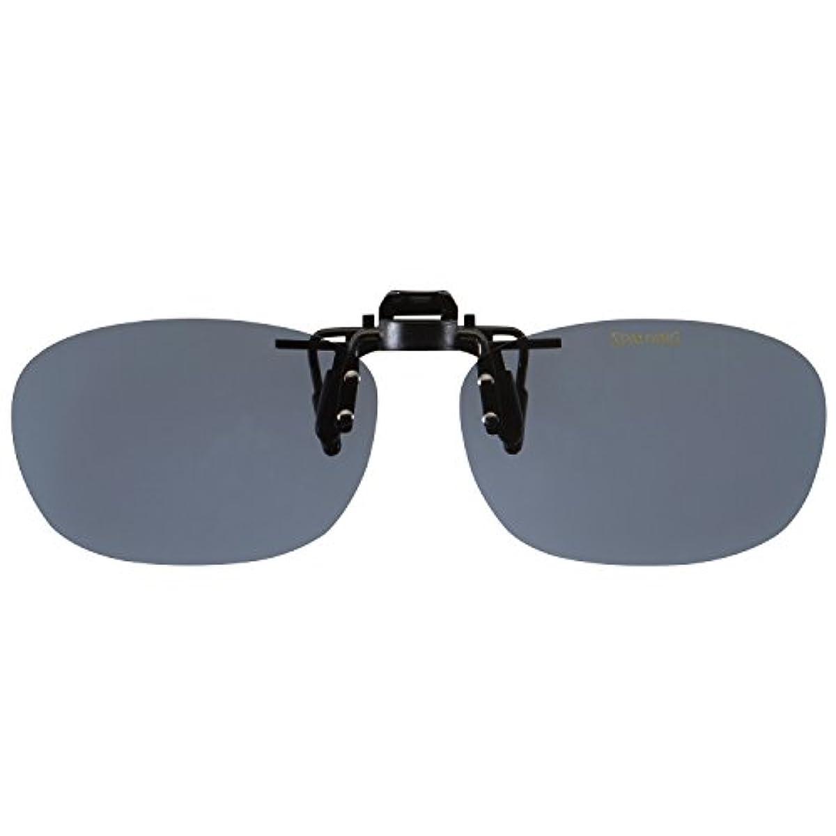 [해외] SPALDING(스팔딩) 편광 썬글라스 클립 온 안경의 위로부터 붙일 수 있 CP-9