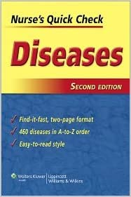 Diseases 2nd (second) edition Text Only