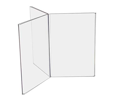 Marketing Holders 6-Sided Table Tent, 4
