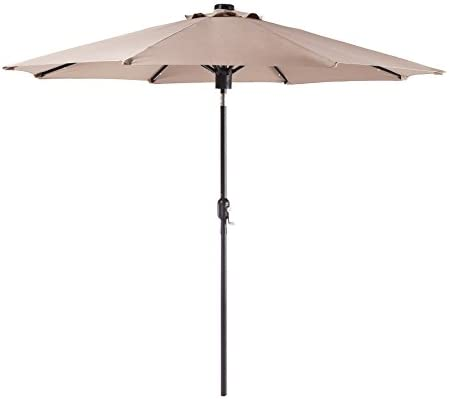 RLDSESS Musical Rainproof Patio Umbrella 10 Ribs Automatic Opening and Closing 70s Party Acoustic Audio Vivid Colored Musical Note Harmony Melody Windproof Men Rainproof Ladies 42 Inches