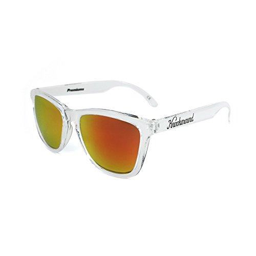 de Clear Gafas Classic Premium Knockaround sol Sunset pq4w7Sa