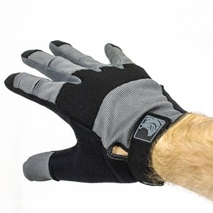PIG Full Dexterity Tactical (FDT) Alpha Gloves - Carbon Grey - 2X-Large … by PIG (Image #6)