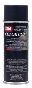 - SEM Products 15313 White Color Coat - 13 oz.