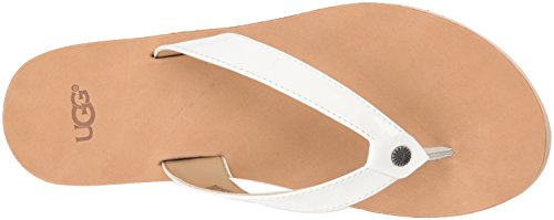 Weiß Sandalen tan UGG® White Damen Tawney 8TExP0