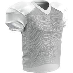 CHAMPRO Youth Stretch Polyester Practice Football Jersey,