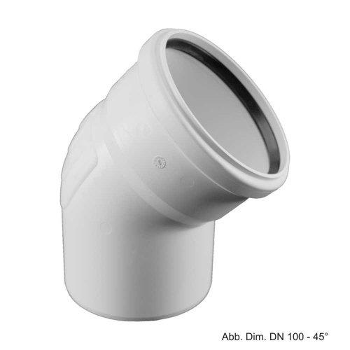 Rehau Schalldämmendes Raupiano Plus Abflussrohr DN 110 x 500 mm